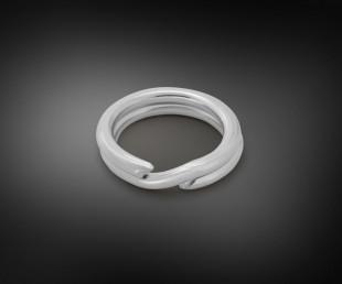 Heavyweight Round Split Ring