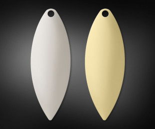 Aspen Willowleaf Smooth Spinner Blades