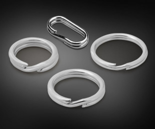 Split Rings Used For Fishing Lures