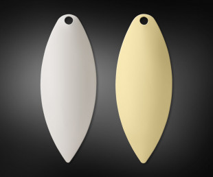 Willowleaf Shallow Cup Spinner Blade