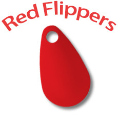 Image of Worth Red Flipper